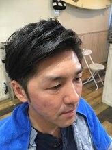 ヘアーショップホビー(hair shop Hobby)できる男スタイル
