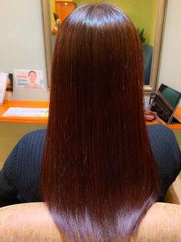 アトレ(attrait)の写真/【見た目年齢を変える】髪質改善MENUが豊富!大人女性のキレイを最大限に惹き出し、更に魅力的なあなたへ♪