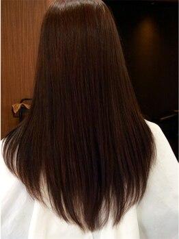 スペース シマ(spes SHIMA)の写真/丁寧なカウンセリングはもちろん、髪質・輪郭など見極めて、あなたの魅力をもっと引き出すスタイルに♪