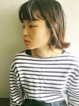 キリグ(KILIG)の写真/《髪質改善ストレート》髪のゴワつき、パサつきにお悩みの方必見♪シルクのような滑らかな美髪へ。