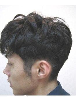 シャノアールの写真/【メンズ限定】壮快感に、リピーターさん多数♪健康な髪は健やかな頭皮から!!毛穴に詰まった汚れもスッキリ