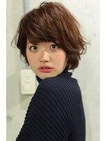 ヘアサロンエムピーズ イケブクロ(HAIR SALON M P's 池袋)【2017】耳かけショートスタイル☆