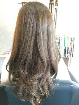 ファクトリー(FACTORY)大人艶髪カラー ネイビーカラー