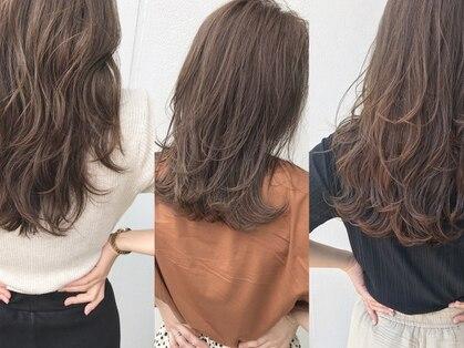 トリート 南行徳店(TREAT HAIR DESIGN)の写真