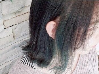 メロウプラス(mellow+)の写真/【都島】大人女性の髪質を見極め毛先までまとまる美フォルムCUT!乾かすだけでスタイリングが完成!
