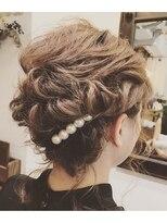 コレット ヘアー 大通(Colette hair)SET&アレンジ