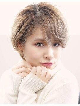 グランヘアー 南店(GRAN HAIR)Tiny☆short【GRAN HAIR南店】