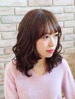 ヘアガーデンプア(Hair Garden Pua)ダリアウェーブ【松戸市常盤平駅美容室ヘアガーデンプア】