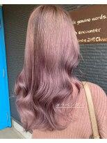 ヘアアンドビューティー クローバー(Hair&Beauty Clover)lavender
