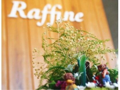 ヘアーサロン ラフィネ(hair salon Raffine)の写真