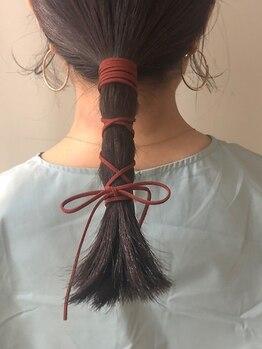シキ(SIKI)の写真/【福島】AM9:00~OPEN!結婚式・二次会、女子会に…トレンドを抑えた、崩れにくいヘアを創ってくれる♪
