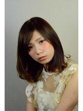センシュアスヘアデザイン(Sensuous Hair Design)ゆるふわニュアンスカールボブ