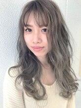 ロジヘアー(Roji hair)パールグレージュ×大人外国人風カラー☆