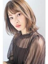 ミンクス 銀座店(MINX)【MINX鈴木】大人可愛い!ナチュラル外ハネボブスタイル