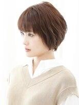 ウィルゴ(VIRGO)【VIRGO 橋元】30代40代50代 若く見える髪型ショートヘア