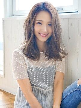 アグ ヘアー リル 志木店(Agu hair lilou)井川遥風ゆるふわ色っぽセミロング☆