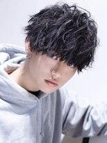 リップスヘアー 銀座(LIPPS hair)コンパクトスパイラルマッシュ