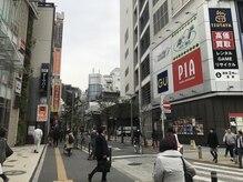 京急川崎駅からの経路になります