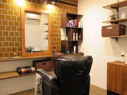 ニッチ コーディアル サロン(niche cordial salon)の写真