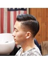 カイバーバーバイウッズ(Kai Barber by woods)men's cut