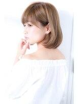 ユーフォリアイー 60階通り店(Euphoria +e)【Euphoria 】小顔 ☆軽やかナチュラルボブ☆髪質改善