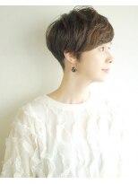 ラトリエコンタン(L´atelier Content)【L`atelier Content miho】ハイライト×ツーブロック 津田沼