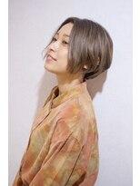 ノート 中目黒(note)note nakameguro ショートボブ