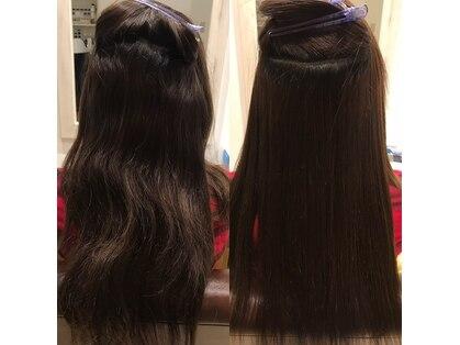 ヘアサロンカコ(hair salon caco.)の写真