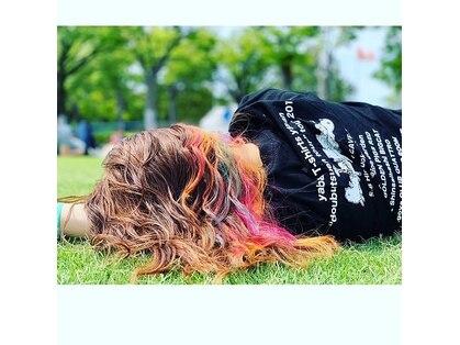 ロッキンヘアー(Rockin' hair)の写真