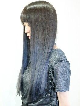 ヘアーメイク ラウカ(Hair Make Rauka)の写真/ツヤ×透明感×抜け感…すべてを叶えるイルミナカラー!圧倒的技術とセンスで最新トレンドを似合わせます♪