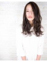 ヘアーブランド リンク 三宮店(HAIR BRAND Link)【Link】グレージュ&ルーズウェーブ