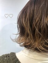 コレット ヘアー 大通(Colette hair)☆ナチュラルハイトーン☆