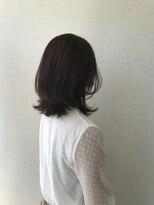 サラ ビューティー サイト 古賀店(SARA Beauty Sight)ラベンダーアッシュ