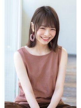 アンアミ オモテサンドウ(Un ami omotesando)【Un ami】《増永剛大》10代~40代おすすめ、スッキリボブ☆