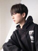 アルバム シンジュク(ALBUM SHINJUKU)韓国クールショート_ボブルフクールショート_96706