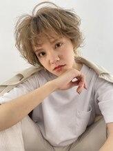 """スティードトーキョー(Steed Tokyo)high tone""""blond BIEGE"""" × white【Steed/立川】"""