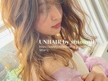 アンヘアー(UNHAIR by shiomiH)