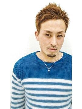 大賀 ヘアビューティ(Oga Hair beauty)マット系カラー★メンズカット