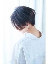 ウィルゴ(VIRGO)【VIRGO】橋元リョウイチSシルエットになるパーマショート50代