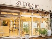 スタジオイチマルイチ(STUDIO101)の雰囲気(たくさんのグリーンに癒されて)