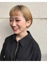 フェアレディ 仙川店(FAIR LADY)ハイトーン×ショートバング