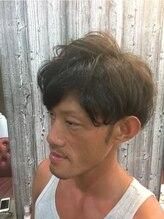 ヘアリゾート ロア(Hair Resort LoRE)男前ツーブロパーミー