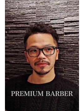 プレミアムバーバー 原宿店(PREMIUM BARBER produce by HIRO GINZA)ナチュラルバック2ブロック【原宿】<理容室><原宿>