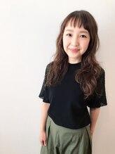スリル ヘア アンド ネイル デザイン 恵比寿店(sulir hair and nail design)坪内 由紀子