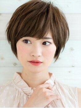 ループヘアー 桜台店(LOOP HAIR)の写真/ヘアカラーにかぶれてしまう方 ご相談ください!!