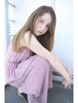 フェス カットアンドカラーズ(FESS cut&colors)ソフトストレート【福岡美容室FESS】