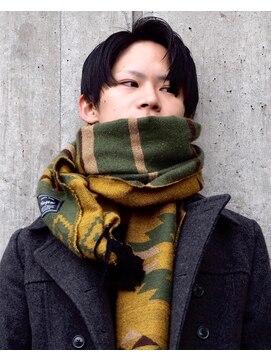 メンズヘアースパイス ユメサキ(Men's Hair SPICE -yumesaki-)韓流 コンマヘア