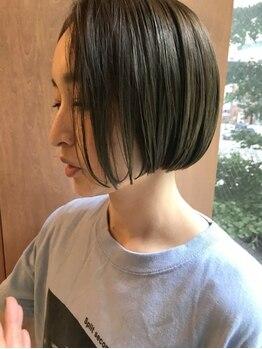 バウム(BAUM)の写真/厳選された高品質なトリートメントのみ取り扱い◆今まで体感した事のないようなダメージレス&ツヤ髪へ☆