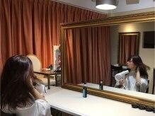 選べるブロー♪美容師さんによるプロのブローor自分でセルフブローでもOK♪