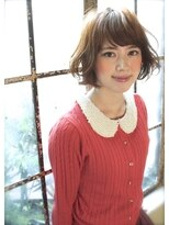 ROJITHA☆BROOkLYNガール/エアリーショート☆ROJITHA(0364273460